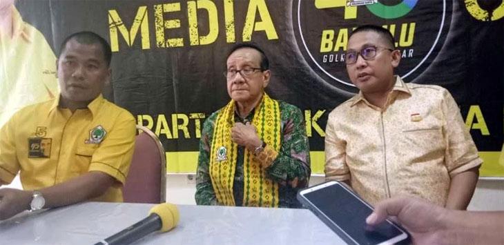 Wakil Ketua Dewan Kehormatan Golkar, Akbar Tanjung.