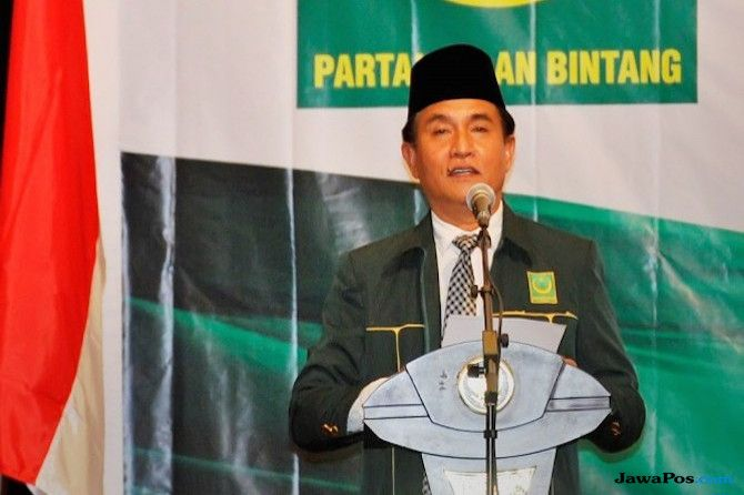 PBB siap memenangkan pasangan Capres nomor urut 1 Jokowi - Amin (jawapos.com)