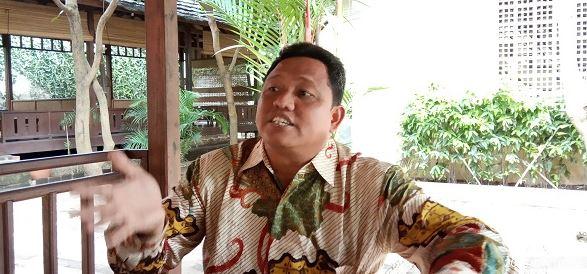 Sekretaris Komisi I DPRD Kota Serang, Uhen Juhaendi