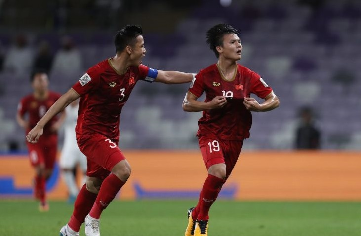 piala asia 2019 - timnas vietnam