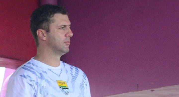 Miljan Radovic ditunjuk sebagai pelatih Persib Bandung (persib.co.id)