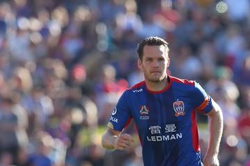 Nigel Boogaard - Kapten Newcastle Jetz (net)