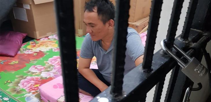 Andi Arief ditahan usai ditangkap di hotel