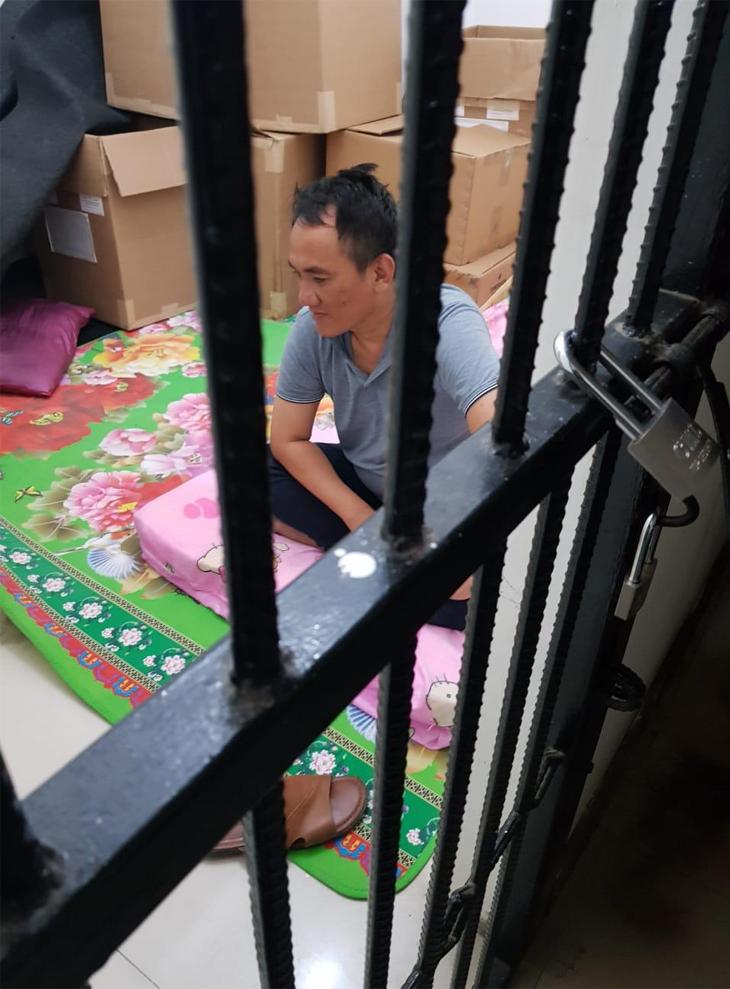 Andi Arief ditangkap