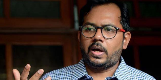 Direktur Eksekutif kantor hukum dan HAM Lokataru, Haris Azhar