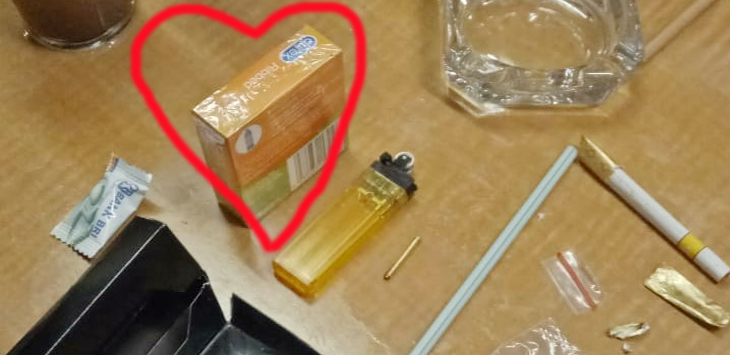 Kondom Andi Arief