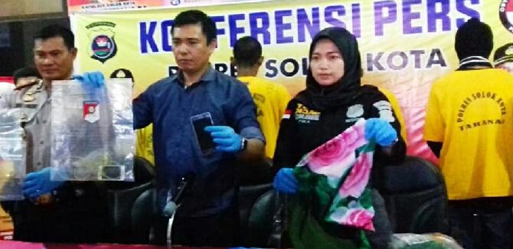 Siswi SMK dibunuh di Solok