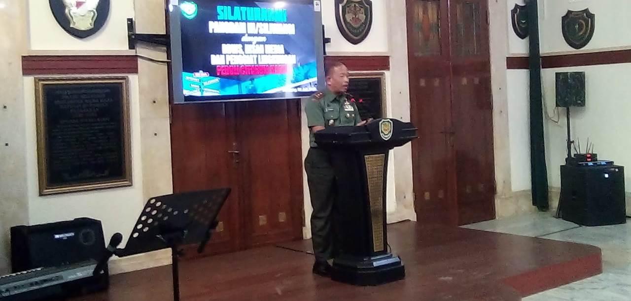 Pandam III Siliwangi Mayjen TNI Tri Soewandono