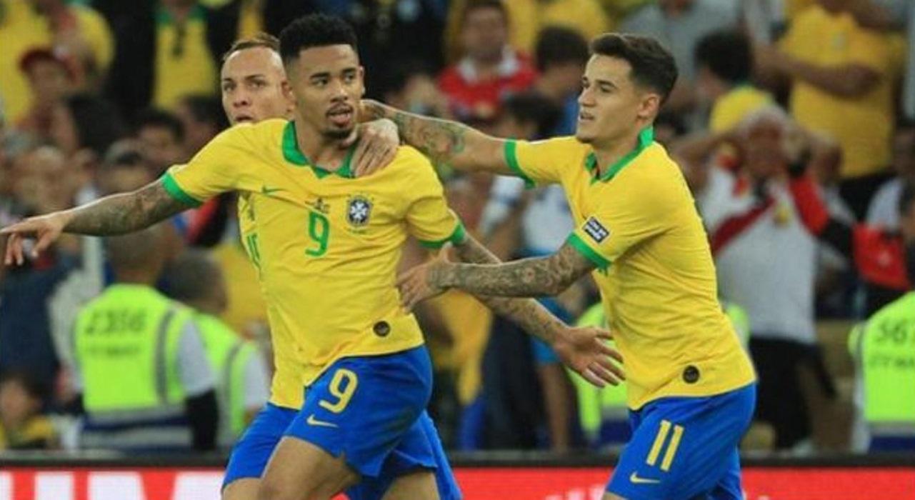 brasil - juara copa america