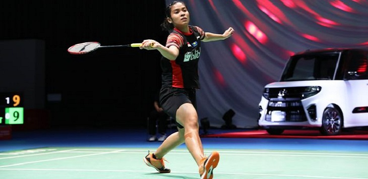 Tunggal putri Indonesia, Gregoria Mariska Tunjung, indonesia masters 2020