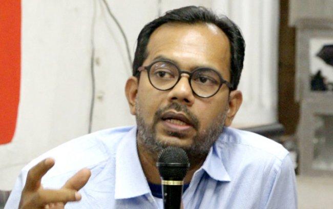 Direktur Eksekutif Lokataru, Haris Azhar