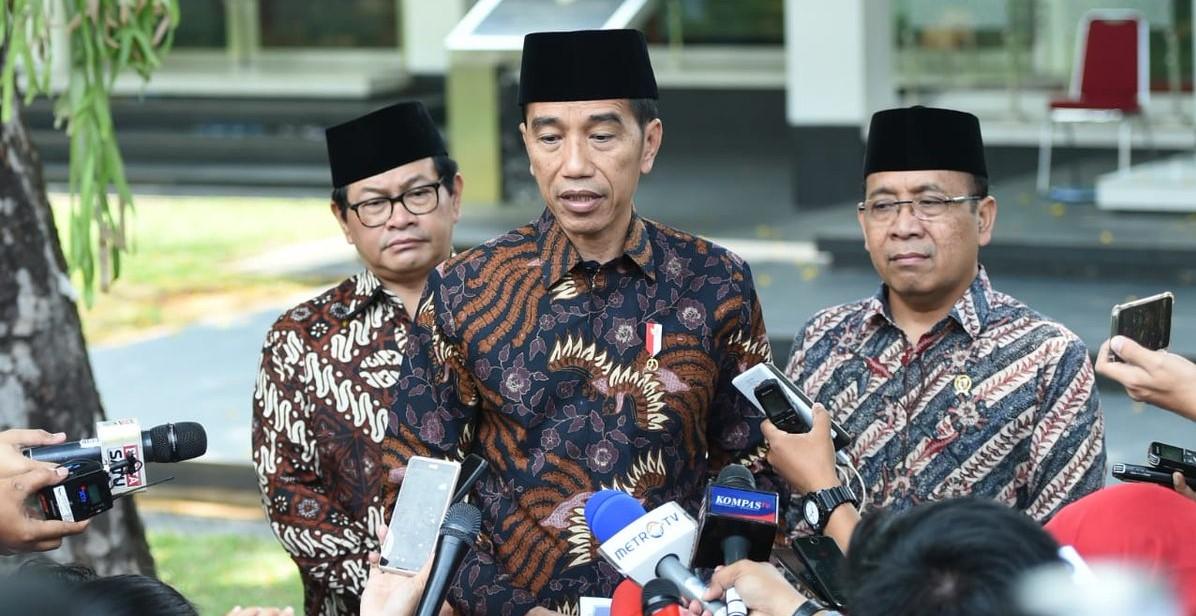 Presiden Jokowi, ruu kpk, perppu