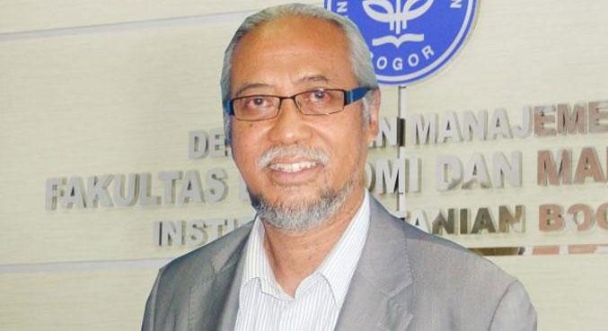 Dosen IPB Abdul Basith resmi ditetapkan sebagai tersangka. Foto net