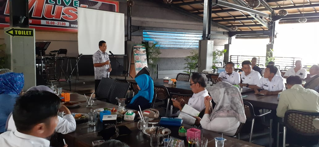BPJS Ketenagakerjaan Bogor Kota Bidik Pekerja Jakon Proyek Dana Bantuan Pembangunan Fasum Desa