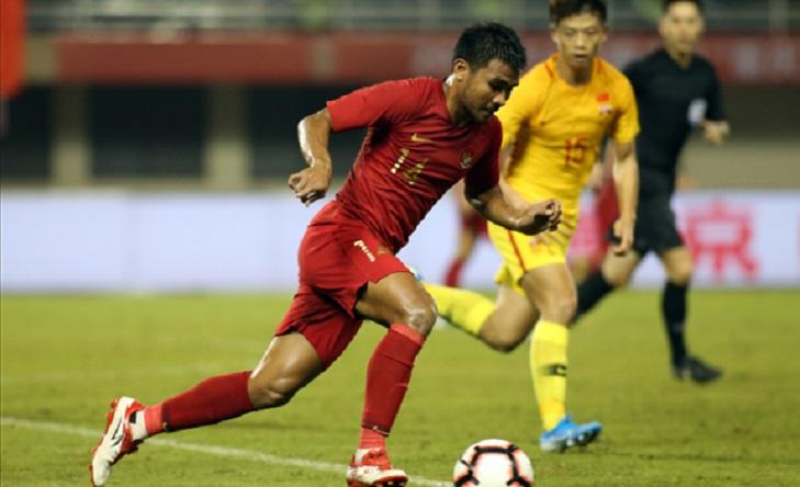 Bek Timnas Indonesia U-23 dan PSM Makassar, Asnawi Mangkualam Bahar. ft/pssi