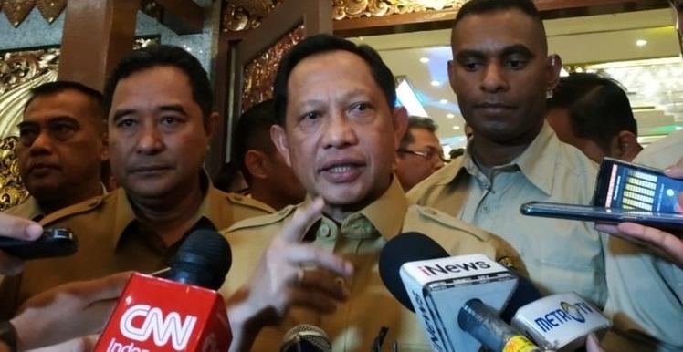 Menteri Dalam Negeri (Mendagri) Tito Karnavian. Foto net
