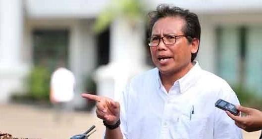 Jurubicara Istana Kepresidenan Fadjroel Rachman