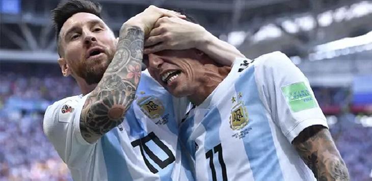 Timnas Argentina, jadwal bola hari ini