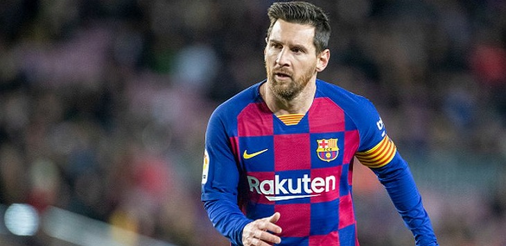 Superstar dan Kapten Barcelona, Lionel Messi, messi hengkang, bursa taruhan klub baru messi