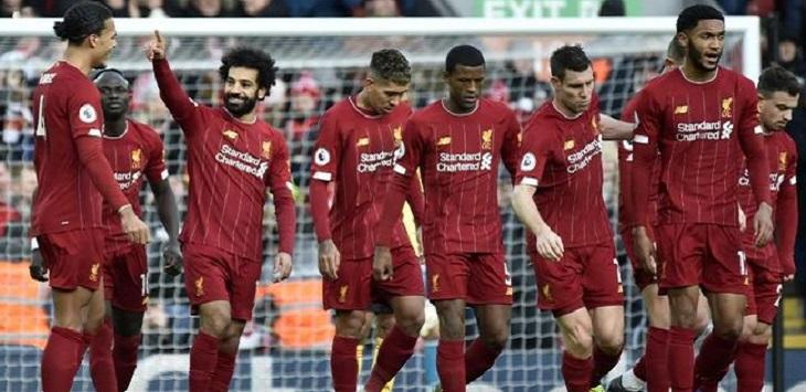Liverpool, juara liga champions