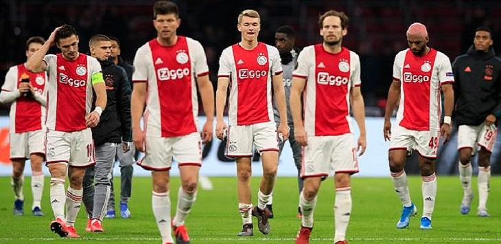 Ajax disingkirkan Getafe di babak 32 besar Liga Europa 2019/20.