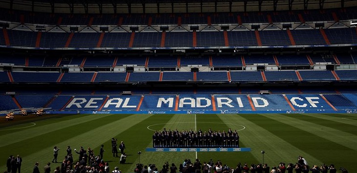 Markas Real Madrid, Santiago Bernabeu, virus corona, pandemi covid-19
