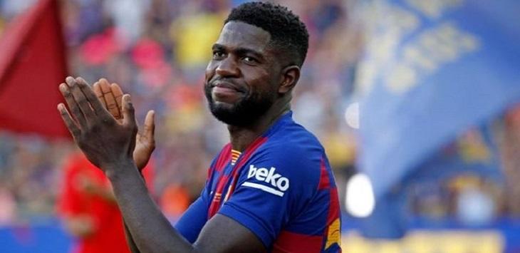 Bek Barcelona, Samuel Umtiti.