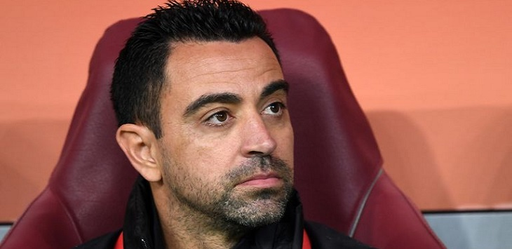 Legenda Barcelona dan Timnas Spanyol, Xavi.
