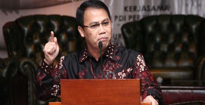Ketua DPP PDI Perjuangan, Ahmad Basarah
