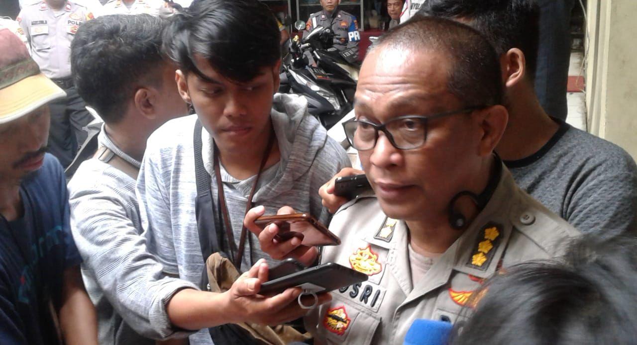 Kabid Humas Polda Metro Jaya Kombes Pol Yusri Yunus