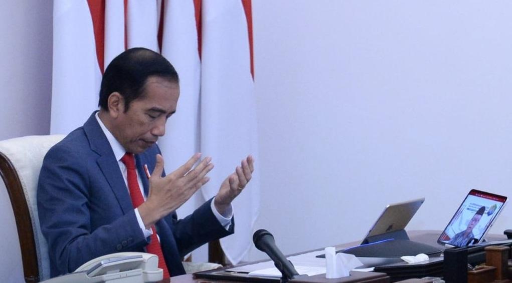 Presiden Jokowi. Foto Setneg