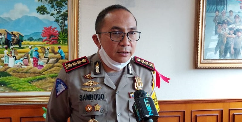 Dirlantas Polda Metro Jaya, Kombes Sambodo Purnomo Yogo