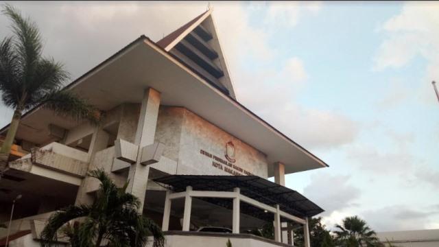 Gedung DPRD Makassar