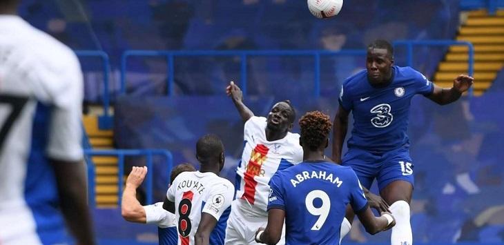 Chelsea menang 4-0 atas Crystal Palace dalam lanjutan Premier League 2020/21 pekan keempat di Stamford Bridge, Sabtu (3/10/2020) malam WIB.