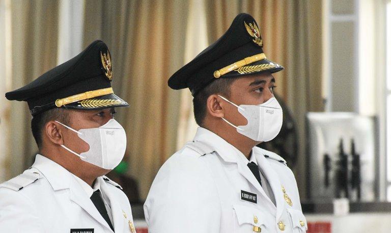 pengawal Bobby Nasution mengusir jurnalis