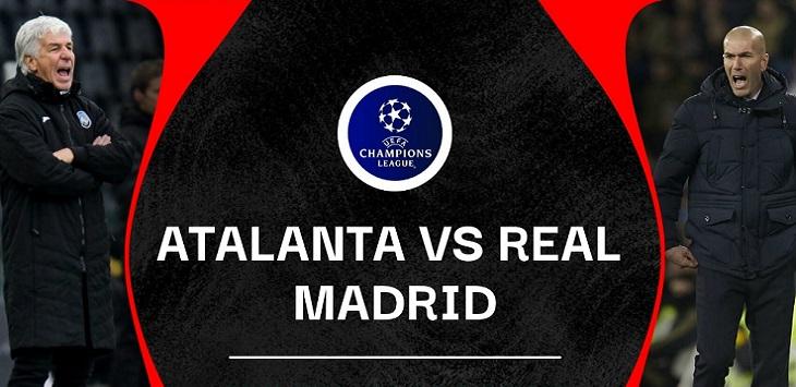 Preview Atalanta vs Real Madrid. ft/squawka