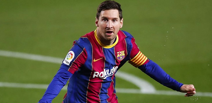 Kapten Barcelona, Lionel Messi, kontrak lionel messi, messi absen, top skor la liga