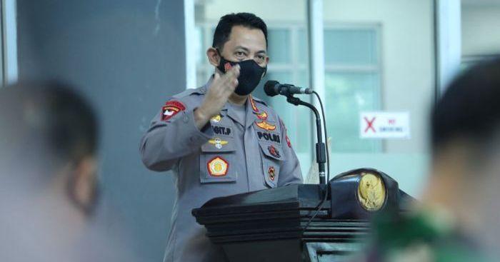 Kapolri Jenderal Pol Listyo Sigit Prabowo. Foto: Humas Polri