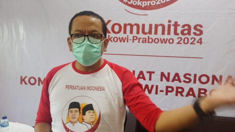 Penasihat Jokpro 2024, M Qodari. Foto JawaPos.com