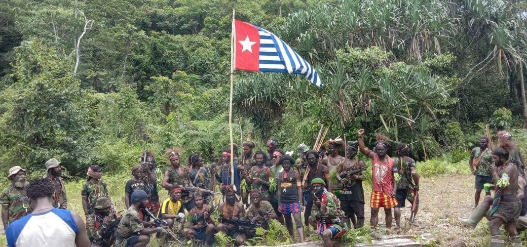 TPNPB-OPM KKB di Papua