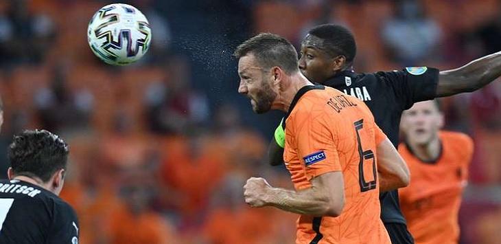 Pertandingan Timnas Belanda vs Austria di Johan Cruyff Arena Amsterdam, Jumat (18/6/2021) dini hari WIB.