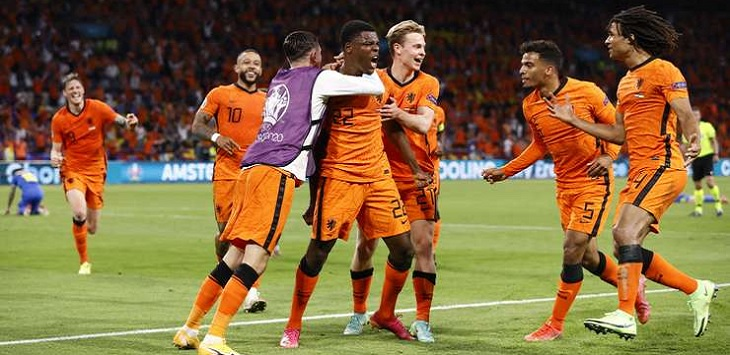 Timnas Belanda, jadwal bola malam ini, prediksi skor belanda vs austria