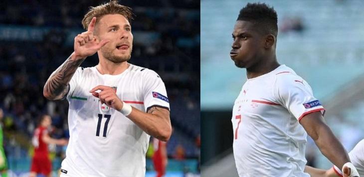 Preview Italia vs Swiss, prediksi skor italia vs swiss