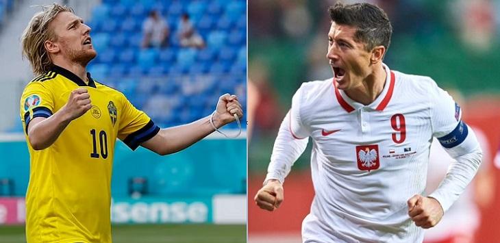 Preview Swedia vs Polandia, prediksi skor swedia vs polandia