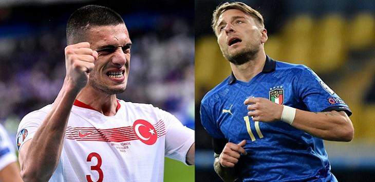 Preview Turki vs Italia.
