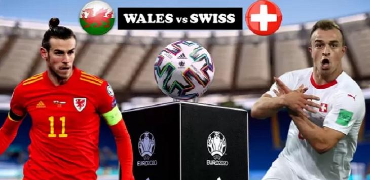 Wales vs Swiss.