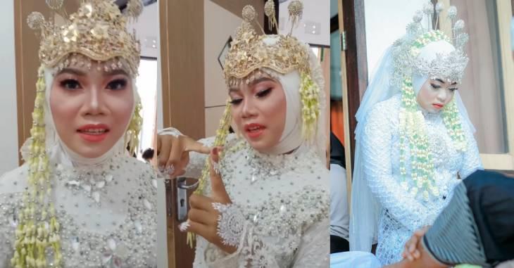 Dua mempelai perempuan yang dinikahi sekaligus oleh seorang pria di NTB