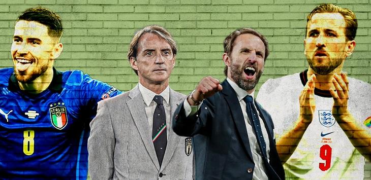 Preview Italia vs Inggris, final Euro 2020, duel kunci italia vs inggris, prediksi skor italia vs inggris