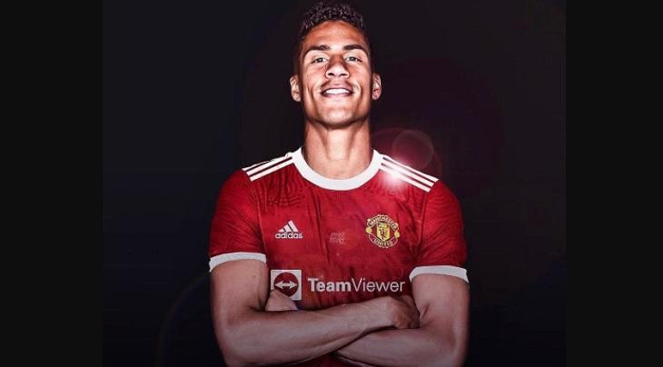Manchester United dan Real Madrid sepakati transfer Raphael Varane.