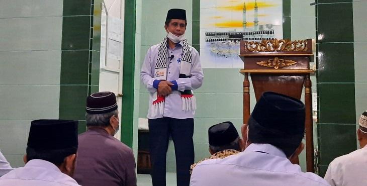 Wabup Kepulauan Selayar, Saiful Arif selaku Wakil Ketua Pimpinan Daerah Muhammadiyah (PDM)